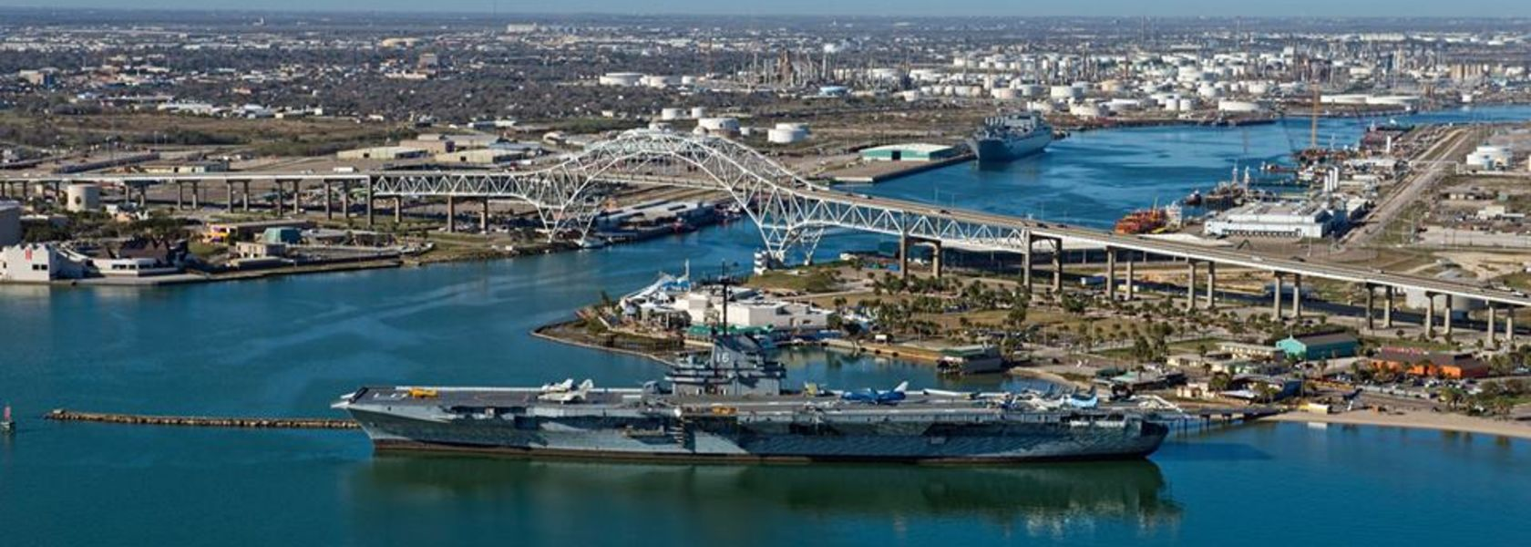 Port of Corpus Christi signs final lease agreement
