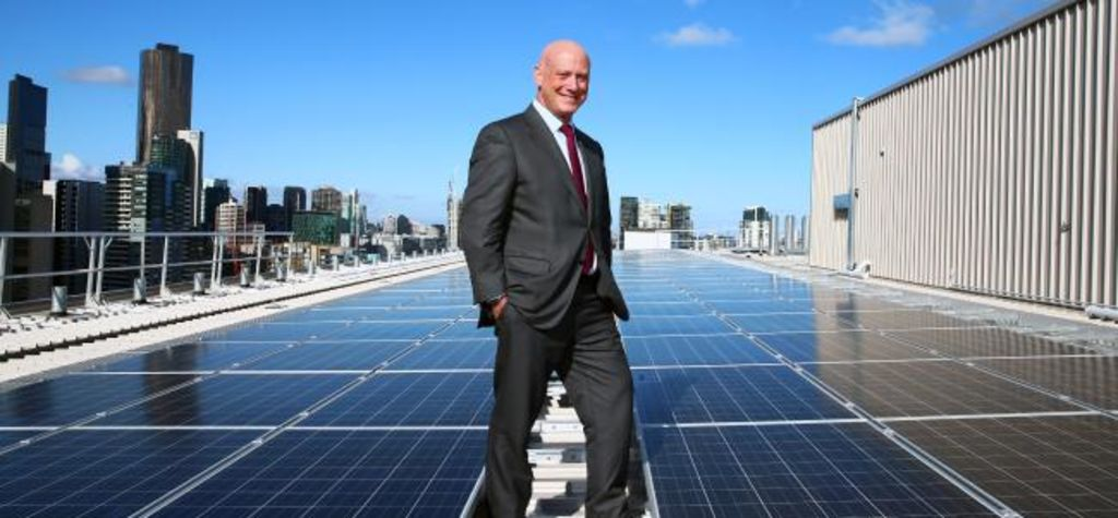 AGL backs solar venture