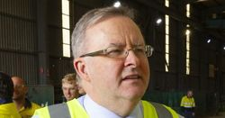 Albanese touts renewables for regional Australia