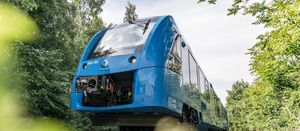 World's first hydrogen train