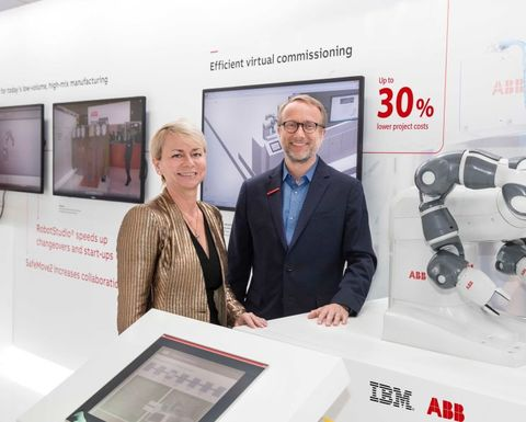 IBM tech lurches forward