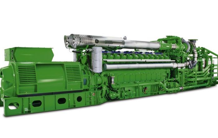 Gruyere selects gas turbines