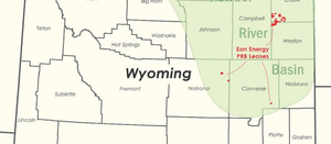 Eon NRG more than doubles Wyoming acreage