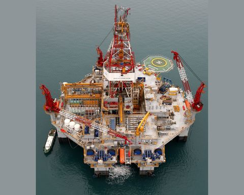 Diamond Offshore reports another loss