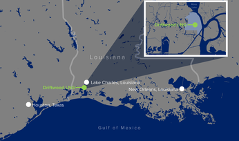 US FERC approves Tellurian to start Driftwood work