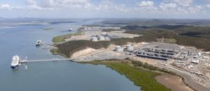 Rystad supports Curtis Island LNG electrification