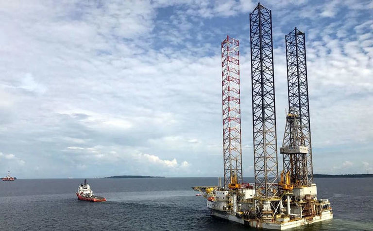 Rig on route to Emyprean drilling campaign in Indonesia