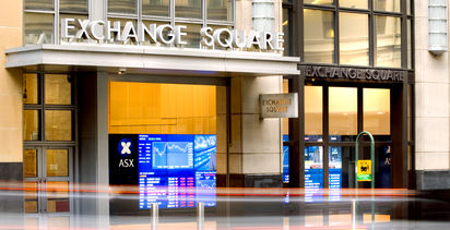 ASX inches up in morning trade