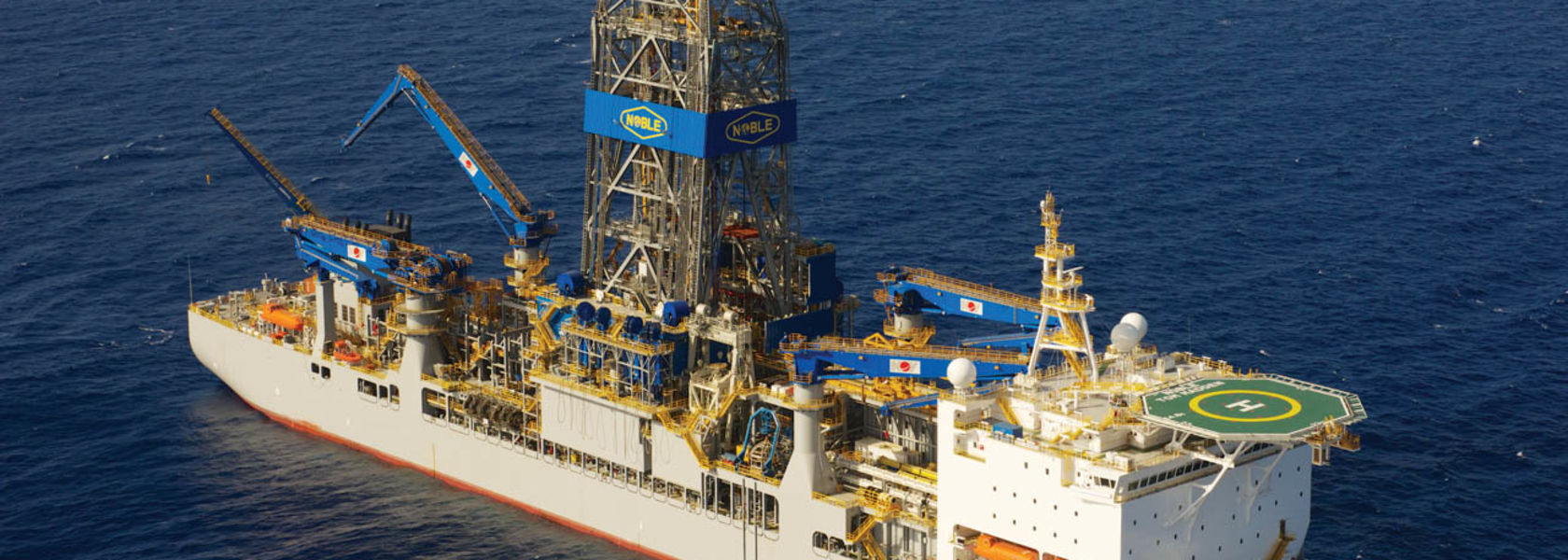 Noble Corp scores extension for Guyana drilling campaign