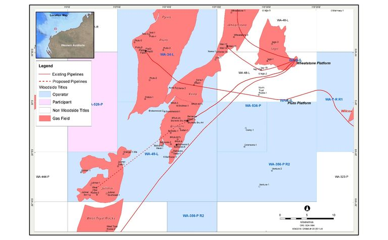 Woodside to drill new Wheatstone well