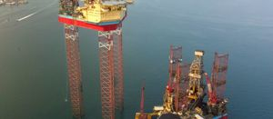 World's biggest jack-up rig unveiled