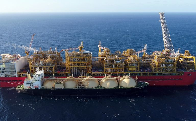 Contrary to media reports, Prelude FLNG will remain offline