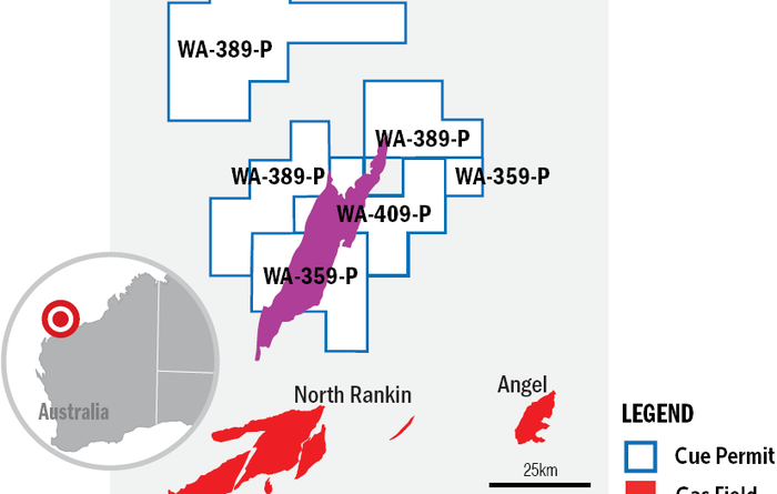 NOPTA approves Cue extension in Carnarvon Basin