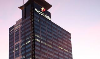 Woodside posts strong half-year