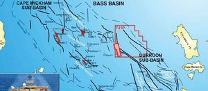 Conoco's Tassie 3D seismic project up for public comment