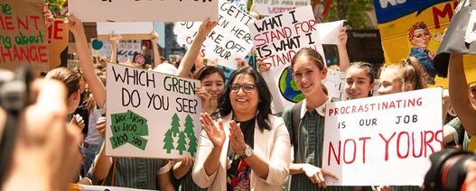 Greens push for free education and want oil and gas to pay