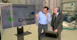 Carnegie CEO abandons ship as shares plummet