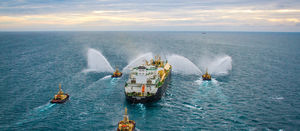 Aussie LNG exporters make hay while sun shines