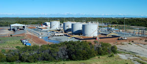Triangle claims oil crown of North Perth Basin