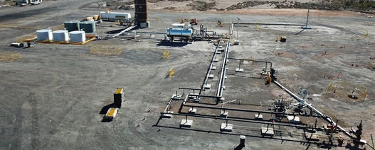 Leigh Creek underground syngas project takes giant leap