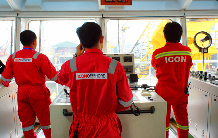 Icon offshore expands offshore services