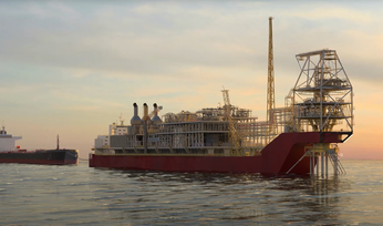 MODEC cuts first steel for Sangomar FPSO