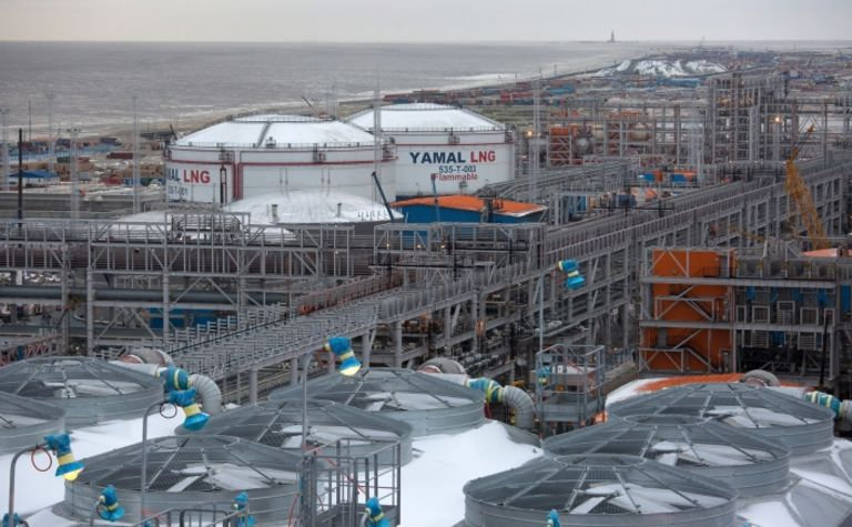 ENB Briefs: LNG spot, Gail cargo, Novatek, and more