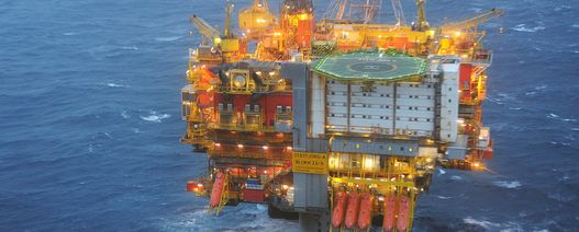 Equinor scoops up mass of production licences