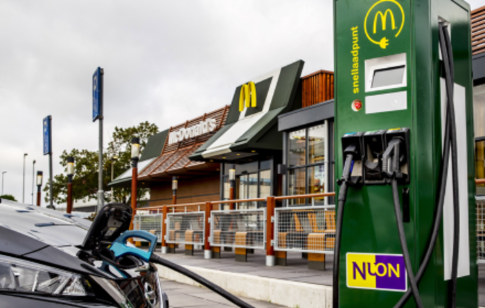 Dutch Nuon introduces fast-food EV chargers