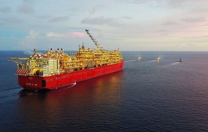 Oz to be top LNG exporter,till 2024