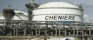 Cheniere could double exports to China