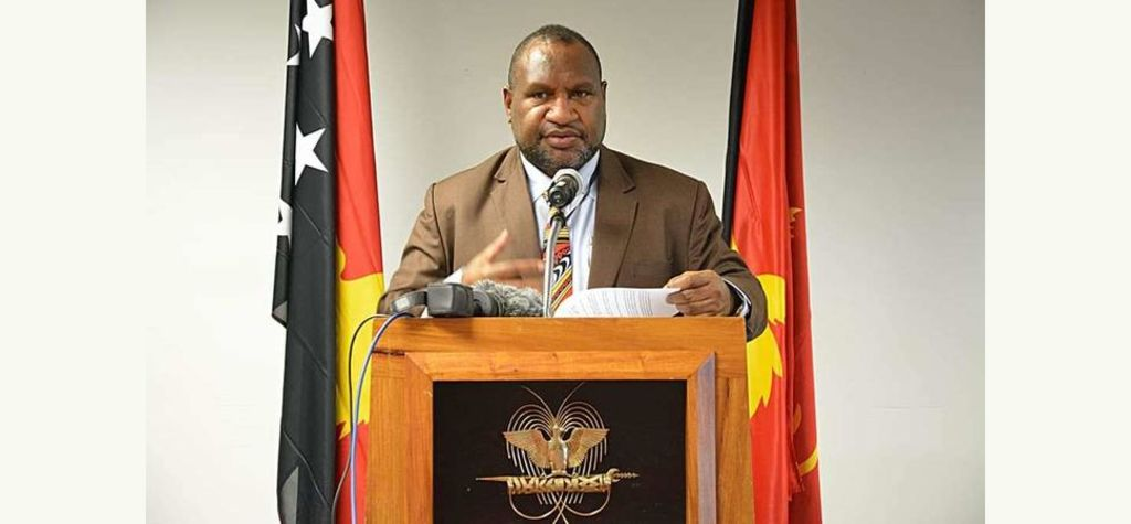 PNG PM Marape to take action over Horizon corruption scandal