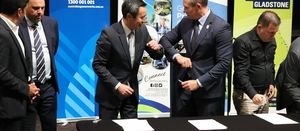 Queensland consortium and Sumitomo sign hydrogen partnership