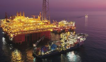 McDermott completes offshore campaign for Ichthys
