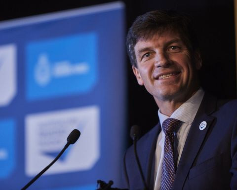 Angus Taylor to work with states on regulation