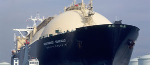 US LNG attracts interest as tariff storm calms
