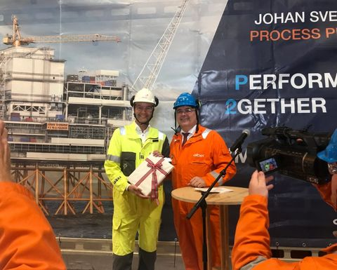 Phase 2 Johan Sverdrup development approved