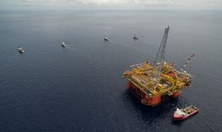 Ichthys ropes in AusGroup