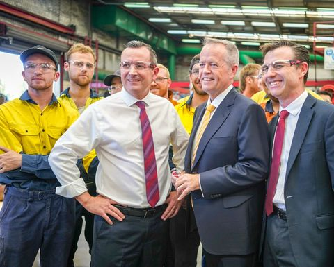 WA launches Energy Transformation Strategy