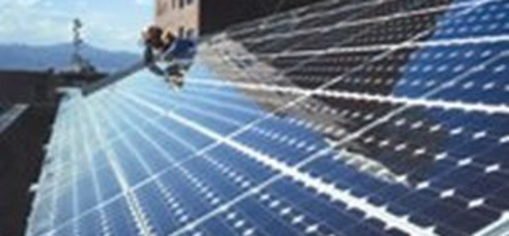 Feds goes on solar cash splash