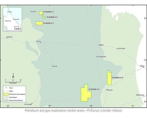 Queensland opens up new territory for exploration