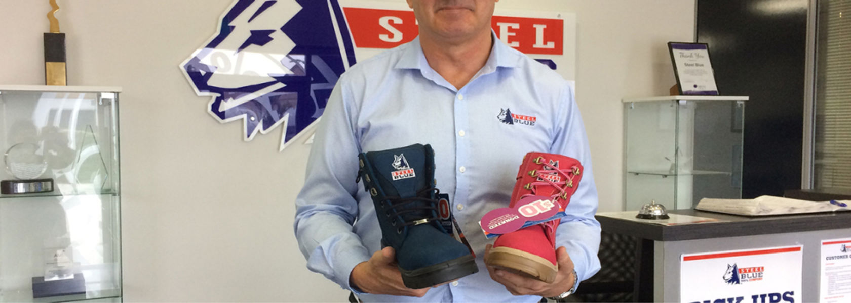 Steel Blue to release new oil and gas safety wear