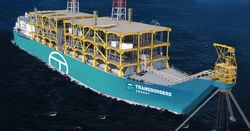 Transborders FLNG concept gets Federal backing