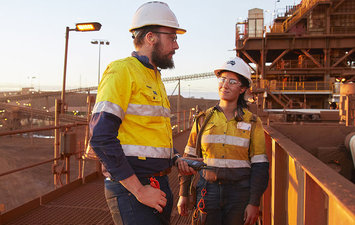 Fortescue's massive gas power project under review