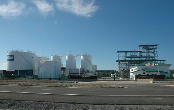 Sterling sells biodiesel plant