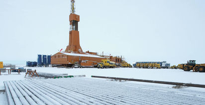 88 Energy cashed up for Alaskan spud