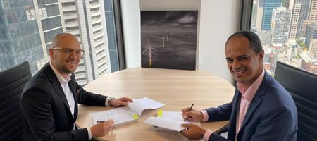 Australia another step forward for offshore wind