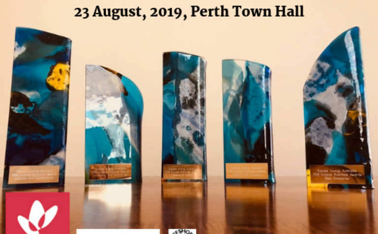 2019 Australian Subsea Business Awards
