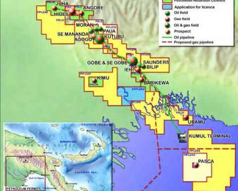 Oil Search downgrades 2018 production on PNG quake effects