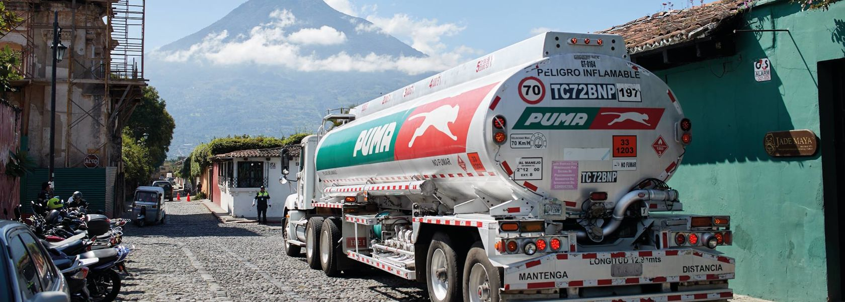 Chevron buys out Puma Energy